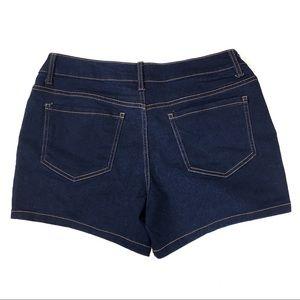 NWOT Faded Glory Shorts - Dark Wash